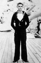 Sean Connery marinaio, 1946