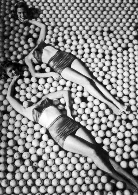 """""""Apples""""del fotografo americano Sid Avery"""