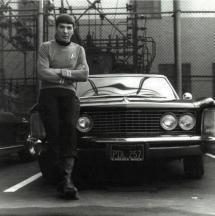 Spock e una Buick Riviera 1964