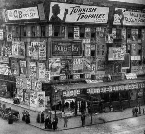 Times Square, 1909
