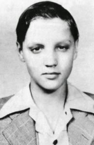 Elvis Presley, 1948