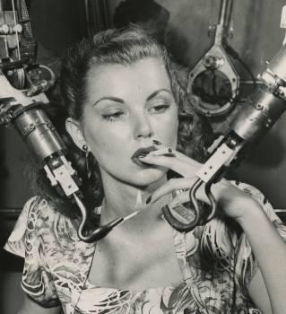 """1952 - Precisione del Manipolatore remoto (in inglese """"Waldo arm"""")"""