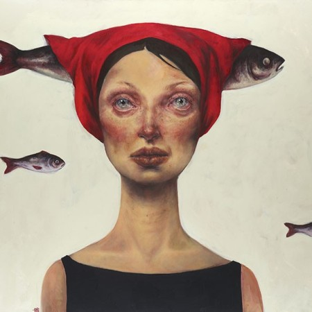 Operadell'artista iranianaAfarin Sajedi