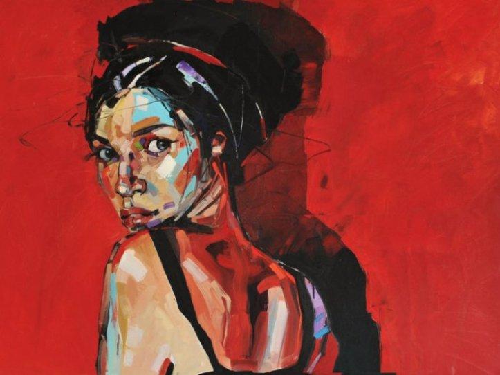 Dipintodell'artista polaccaAnna Bocek