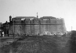 Barcelona Walls 1890