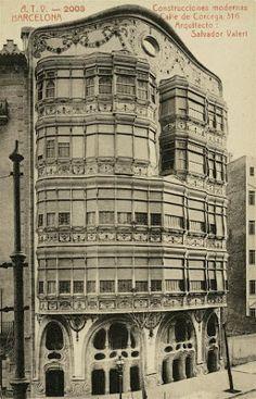 Casa Comalat Desconegut 1912
