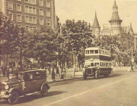Diagonal, 1940