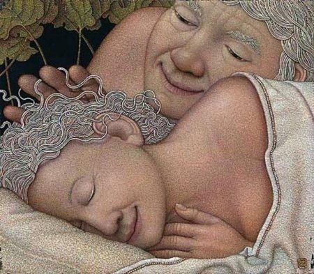 Dipintodell'artista olandeseDick Pieters