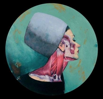 """""""Vanitas""""dell'artista spagnolo Fernando Vicente"""