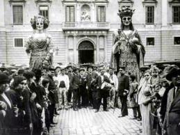 Fiesta de la Mercé di Barcellona