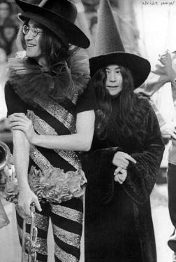 John Lennon e Yoko Ono, 1968