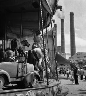 Madrid e Barcelona negli anni '50 - Foto di Francesc Català-Roca