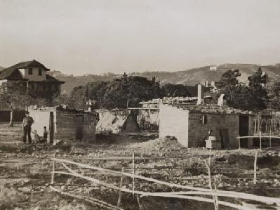Agriturismo nella Avenida Diagonal, 1940
