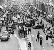 Domenica 3 settembre 1967 la Svezia ha cambiato da guida da destra a sinistra. Ecco quello che è successo!