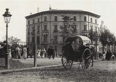 Plaza Catalunya (Barcellona)1920