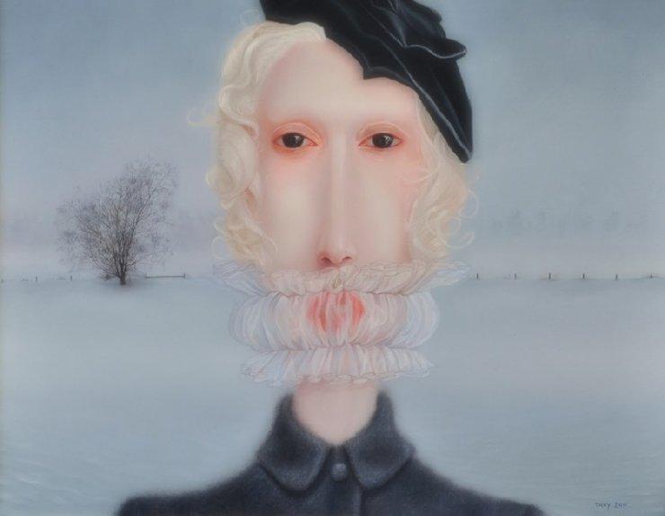 Dipintodell'artista canadeseTroy Brooks