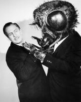 Vincent Price, pubblicità per La mosca 1958