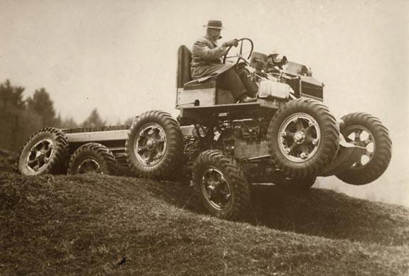 Veicolo All-terrain (inghilterra, 1936)
