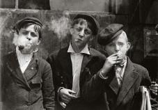 Bambini lavoratori nel 1880