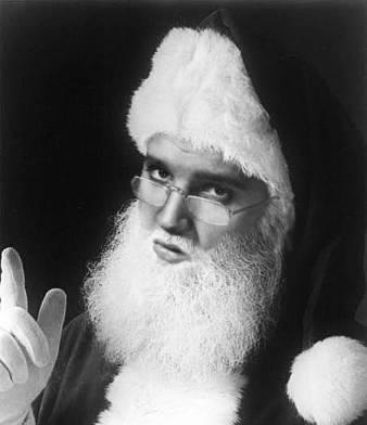 Elvis Presley come Babbo Natale