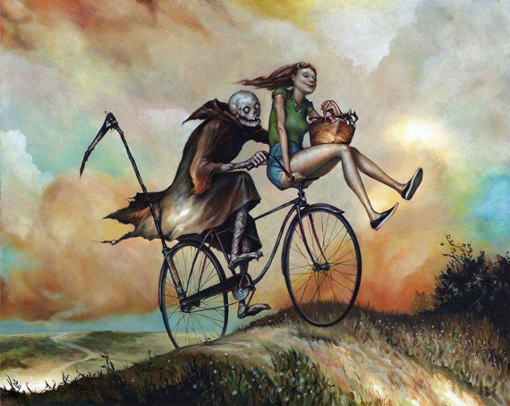 Operadell'artista statunitense Esao Andrews