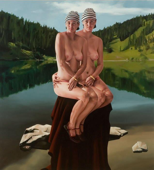 Opera dell'artista statunitenseJennifer Nehrbass