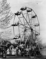 Ku Klux Klan al carnevale di Canon City 1925
