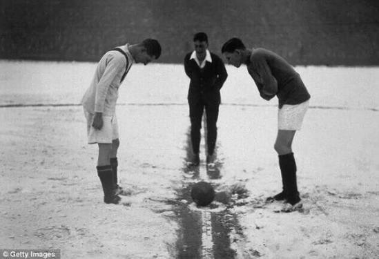 Manchester United vs Arsenal 1926