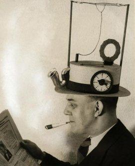 Cappello radio (USA, 1931)