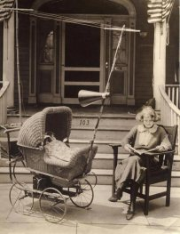 Passeggino radio (USA, 1921)