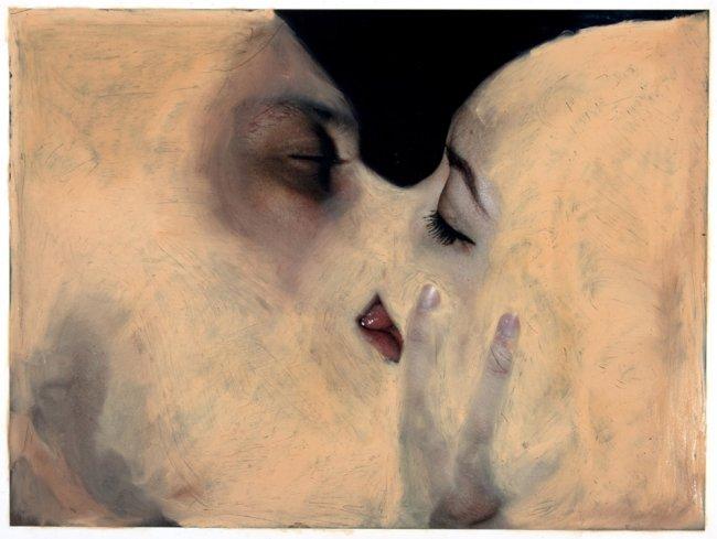 """Symbiosis""dell'artista statunitenseRik Garrett"