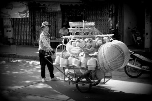Natale in Tailandia, 1950