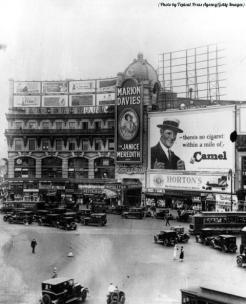 Il Teatro Cosmopolitan a New York City, 1926