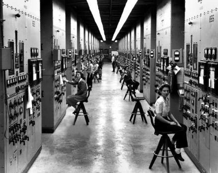 Il Progetto Manhattan ''Calutron Girls '' 1944