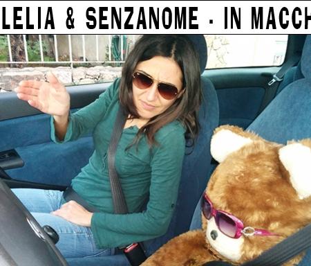 5. Clelia e SenzaNome - In macchina