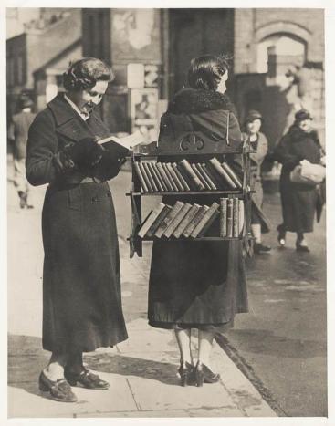 Una libreria ambulante