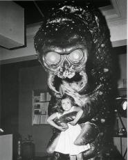 Dietro le quinte di Il mostro che sfidò il mondo (1957)