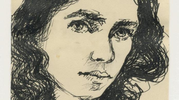 Esther Lurie, Autoritratto