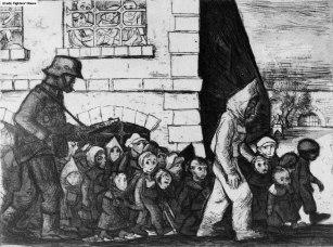 Haas Leo Terezin 1942 Children's Deportation
