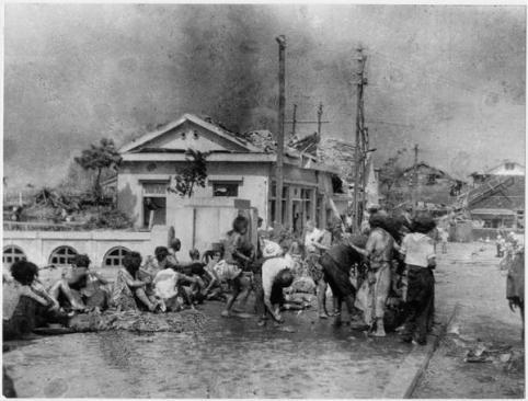 Hiroshima, 6 agosto 1945