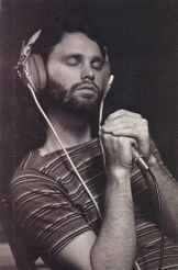 """Jim Morrison in """"Come on baby light my fire"""""""