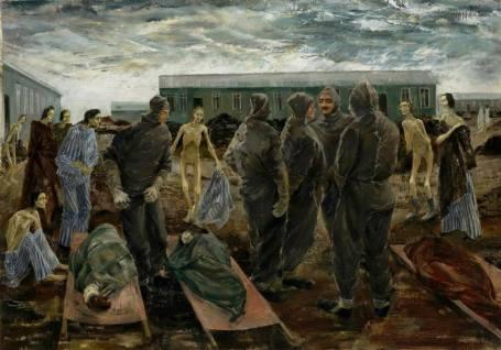 Leslie Cole - Sick Women and the Hooded Men of Belsen