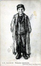 Regina Mundlack. Giovane ragazzo polacco