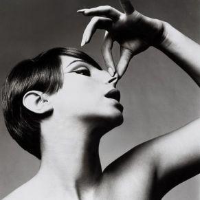 Richard Avedon - Barbra Streisand (1965)