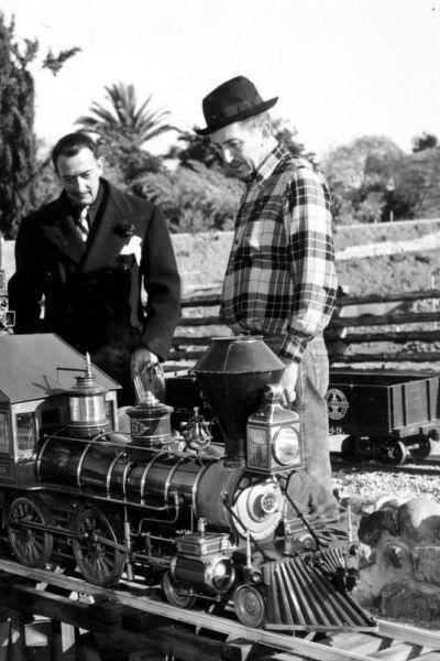 Salvador Dalì e Walt Disney