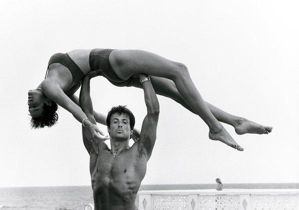 Sylvester Stallone, 1986