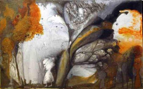 Tamara Duel painting n.3