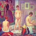 "Ursus Wehrli – Georges Seurat ""Les Poseuses"" (Pointillism)"