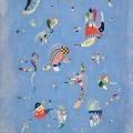 "Ursus Wehrli – Wassily Kandinsky ""Sky Blue"""