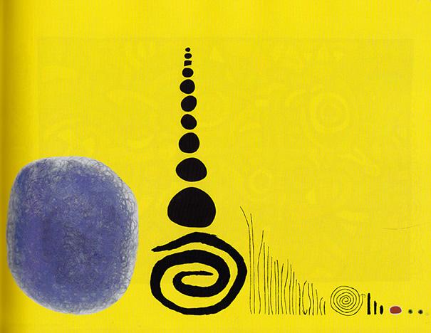 "Ursus Wehrli - Joan Miró ""The Gold of the Azure"""